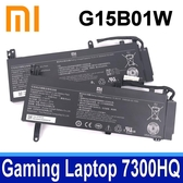 MI 小米 G15B01W 3芯 原廠電池 G15BO1W Gaming Laptop 7300HQ 1050Ti Gaming Laptop 7300HQ 1060 GTX1060 Intel I7