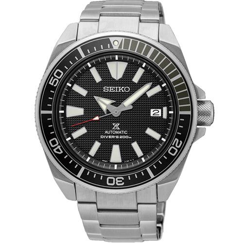 SEIKO Prospex DIVER SCUBA 200米機械腕錶 4R35-01V0D