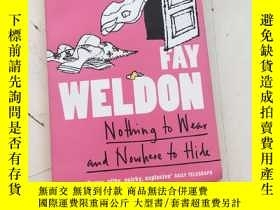 二手書博民逛書店Nothing罕見to Wear and Nowhere to