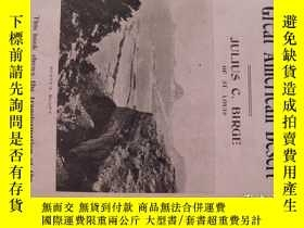 二手書博民逛書店The罕見Awakening of the Great American Desert(毛邊書)Y11966