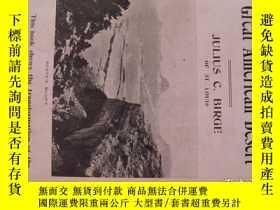 二手書博民逛書店The罕見Awakening of the Great American Desert(毛邊書)Y11966