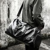 健身背包男運動訓練干濕分離手提包旅游出差旅行大容量行李袋男包 艾瑞斯「快速出貨」