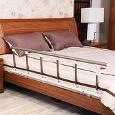 加厚可折疊兒童防摔掉床護欄1.8米2米大床邊擋板老人圍欄通用【小檸檬3C數碼館】