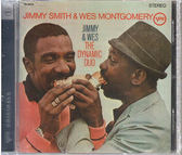 【正版全新CD清倉 4.5折】超級馬力雙人聯演/THE DYNAMIC DUO/JIMMY SMITH & WES MONTGOMERY