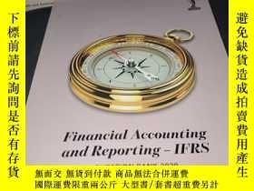 二手書博民逛書店「FINANCIAL罕見ACCOUNTING AND REPORTING IFRS STUDY MANUAL FO