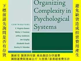 二手書博民逛書店Self-organizing罕見Complexity In Psychological Systems-心理系統
