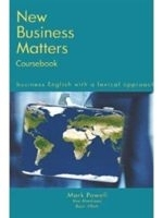 二手書博民逛書店《New Business Matters Coursebook
