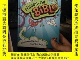 二手書博民逛書店Hands-On罕見Bible NLT185017 Group