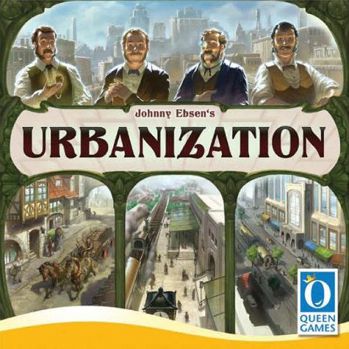 『高雄龐奇桌遊』 都市化 Urbanization 正版桌上遊戲專賣店