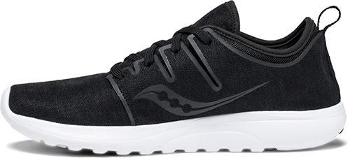 SAUCONY  運動生活 系列- 女鞋-黑色 - EROS LACE   ( S3000211-18A )