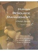 二手書博民逛書店《Strategic Human Resource Management (Naturally Better Series)》 R2Y ISBN:0030335094