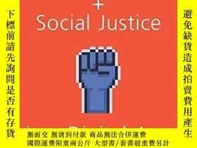 二手書博民逛書店Technology,罕見Activism, And Social Justice In A Digital Ag