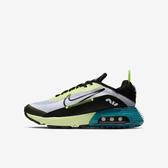 Nike Air Max 2090 (gs) [CJ4066-101] 大童鞋 運動 慢跑 氣墊 緩震 穿搭 黑白綠