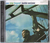【正版全新CD清倉 4.5折】Jackie McLean / One Step Beyond (美國版)