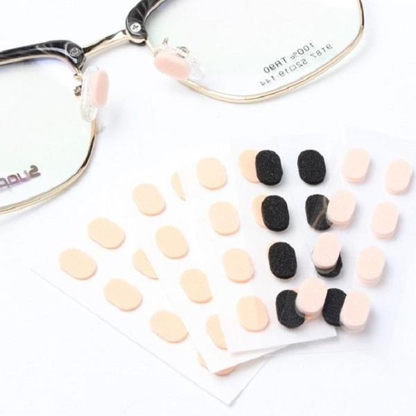 鼻墊SG736 眼鏡增高鼻託不脫妝不疼減壓眼鏡防滑海綿鼻墊