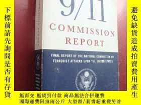 二手書博民逛書店THE罕見9 11 COMMISSION REPORT (AUT