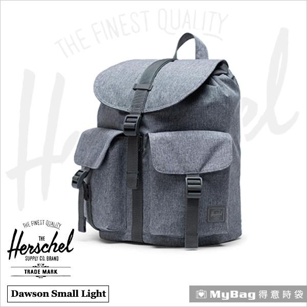 Herschel 後背包 雙口袋13吋筆電後背包 輕量 Dawson Small Light 得意時袋