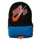 Nike SB Piedmont 書包 包包 黑 藍 橘 尼克隊 後背包【PUMP306】 BA3275-348