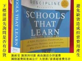 二手書博民逛書店Schools罕見That Learn 【詳見圖】Y5460 P