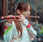 笛子初學者成人零基礎樂器專業演奏兒童學生男古風女橫笛 aj6452『紅袖伊人』