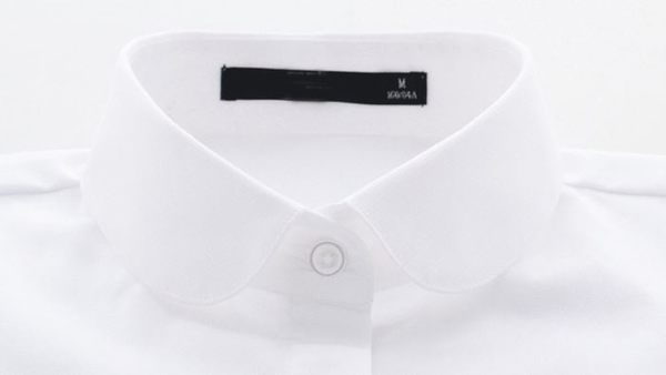 OL白襯衫(圓領加挺版 長袖)OL套裝女裝wcps75