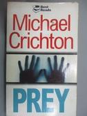 【書寶二手書T6/原文小說_HRG】Prey_Michael Crichton