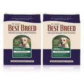 【BEST BREED】貝斯比 全齡犬 無穀雞肉+蔬果配方 飼料 6.8kg X