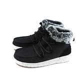 Hey Dude 休閒鞋 高筒鞋 女鞋 黑色 HD2052-001 no021