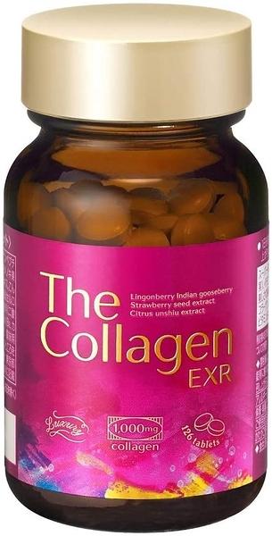資生堂 the collagen EX 膠原蛋白錠 120錠