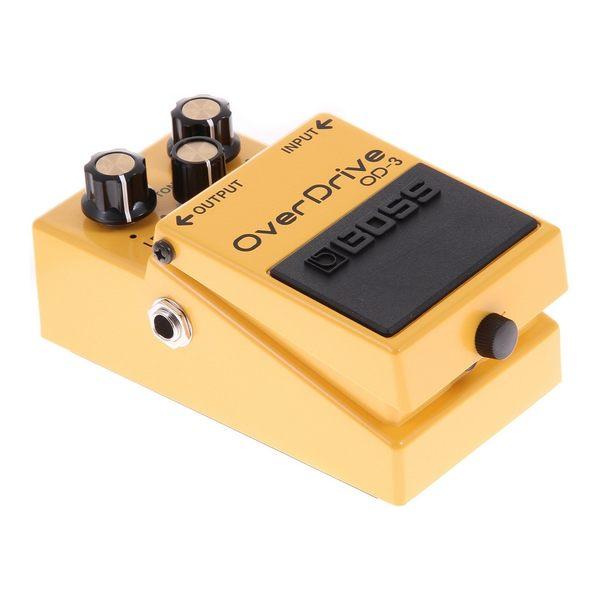 【非凡樂器】BOSS OD-3 OverDrive 經典破音效果器 / 贈導線 公司貨保固