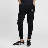 Nike AS W NSW JGGR [931829-011] 女款 運動 休閒 縮口 棉質 長褲 經典 舒適 黑