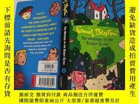 二手書博民逛書店THE罕見MYSTERY OF THE SECRET ROOM:密室之謎Y200392