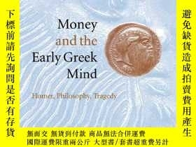 二手書博民逛書店Money罕見And The Early Greek MindY256260 Richard Seaford