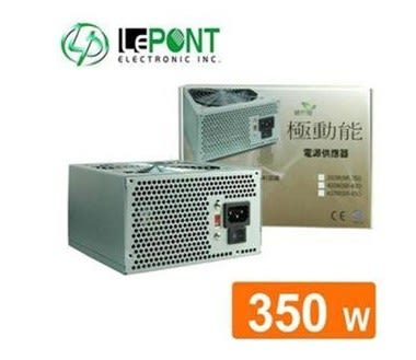 新竹【超人3C】上鈺 極動能350W POWER 12cm超靜音智慧型溫控風扇、相容Intel及AMD主機板、通過台灣標