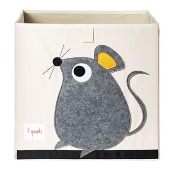 加拿大 3 Sprouts 收納箱-老鼠