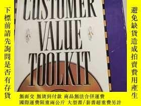 二手書博民逛書店CUSTOMER罕見VALUE TOOLKIT 有光盤Y273906 出版1994