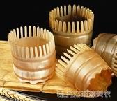 天然牛角梳子女家用純按摩木梳洗頭梳抓頭部經梳大齒梳子絡梳 琉璃美衣