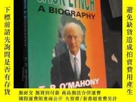 二手書博民逛書店Jack罕見Lynch a Biography 傑克·林奇傳記