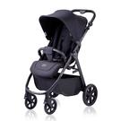 德國 ABC Design OKINI auto 嬰兒手推車-摩登黑(隨機送-蚊帳/雨罩 其一)