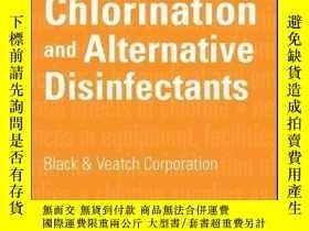 二手書博民逛書店White s罕見Handbook of Chlorination and Alternative Disinfe