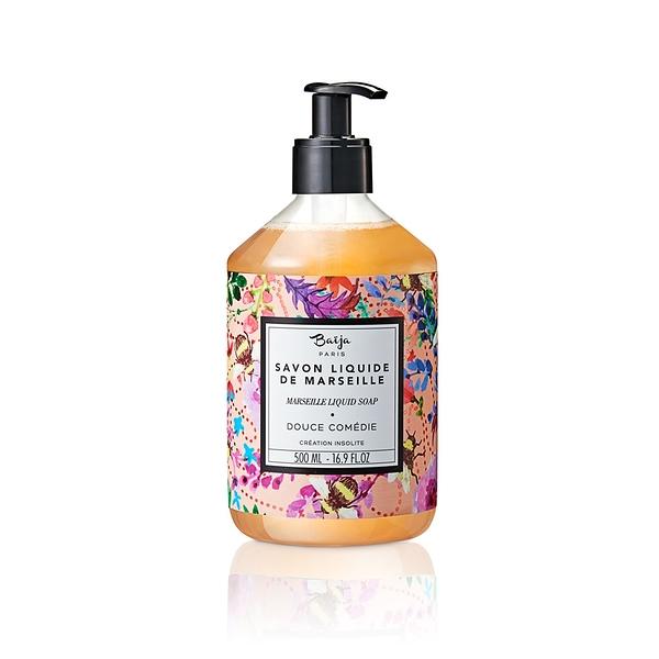 巴黎百嘉 凱旋之語 格拉斯液體馬賽皂 500ML 法系香氛沐浴露 BAJ1250010 Baija Paris