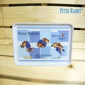 【クロワッサン科羅沙】Peter Rabbit 比得兔美耐皿長方盤12吋 藍色 I-009