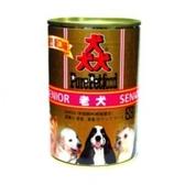 Pure Petfood 猋罐頭 老犬 狗罐385g X 24入