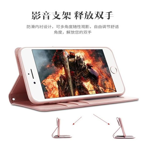 realme 3 Pro 手機殼 珠光掀蓋皮套 插卡可立式 全包防摔 外磁扣手機皮套 支架 保護套 手機套
