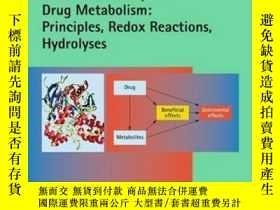 二手書博民逛書店The罕見Biochemistry of Drug Metabolism: Volume 1: Principle