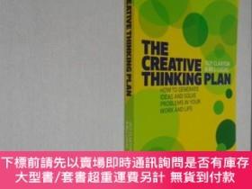 二手書博民逛書店英文原版罕見The Creative Thinking PlanY7215 Guy Claxton and B