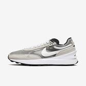 Nike Wmns Waffle One [DC2533-102] 女鞋 運動 舒適 小SACAI 麂皮 球鞋穿搭 灰白