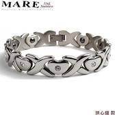 【MARE-316L白鋼】系列:拱心鑽 款