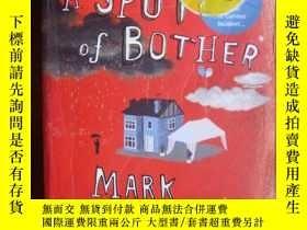 二手書博民逛書店A罕見Spot of Bother( )Y85718 Mark