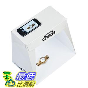 [美國直購] 攜帶式攝影棚 Standscan Snap - All in One Light Box for Instant Product and Object Photos.